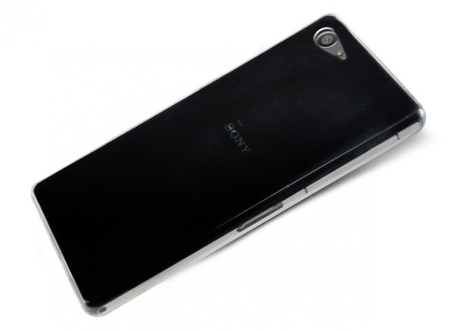 Coque Sony Xperia Z5 Compact Clear Flex