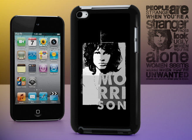 Coque iPod Touch 4 Jim M.