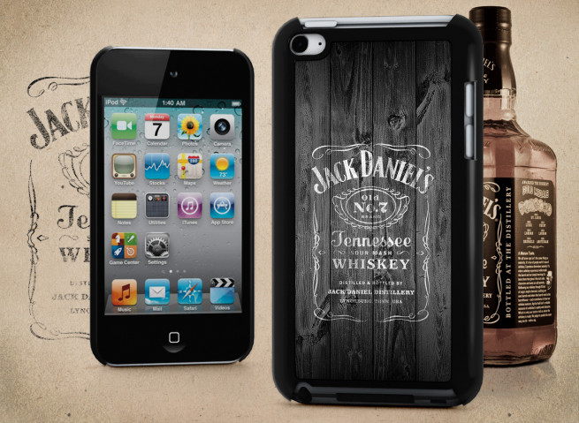 Coque iPod Touch 4 Old Jack