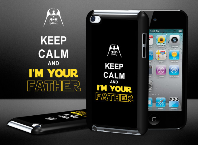 Coque iPod Touch 4 I'm your father!