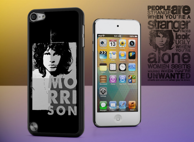 Coque iPod Touch 5 Jim M.