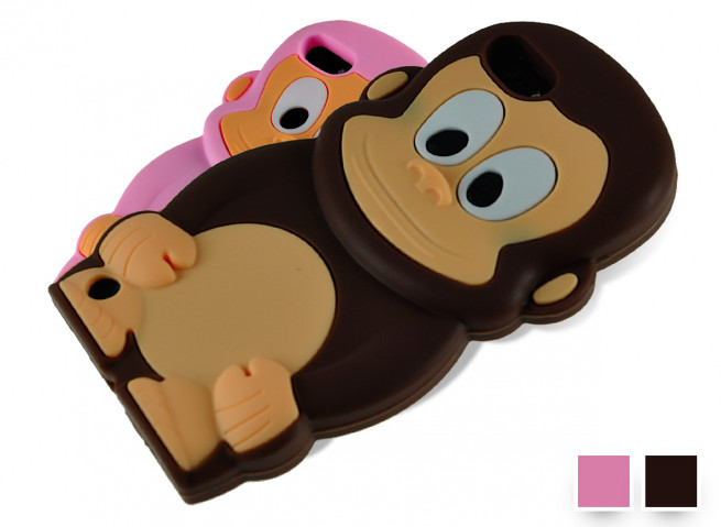 Coque iPod Touch 5 Monkey