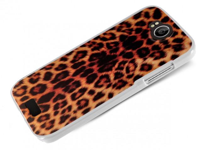 Coque Wiko Cink Peax 2/Cink Peax Leopard