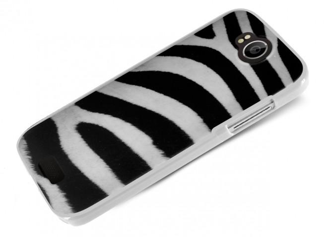 Coque Wiko Cink Peax 2/Cink Peax Zebra