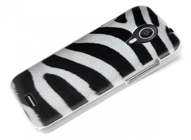 Coque Wiko Darknight Zebra