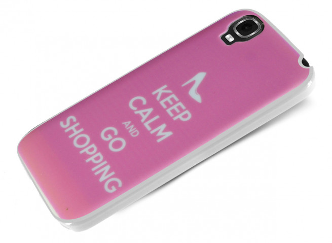 Coque Wiko Fizz Keep Calm Shopping