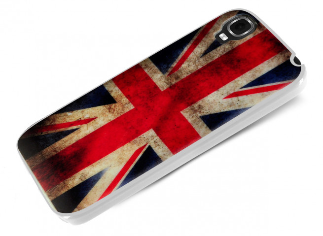 Coque Wiko Fizz British Flag