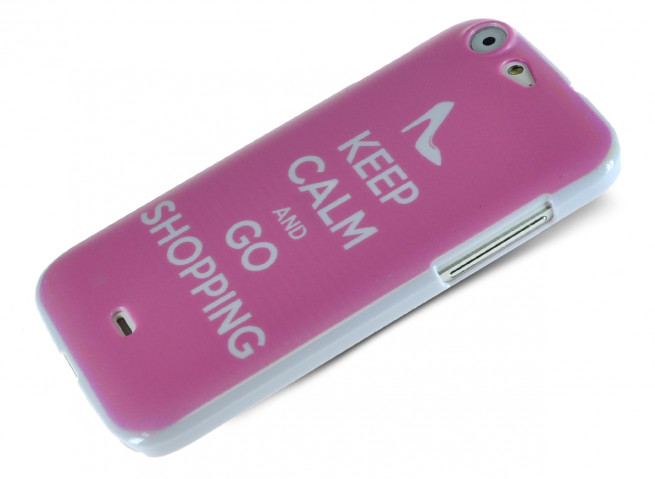 Coque Wiko Stairway Keep Calm Shopping