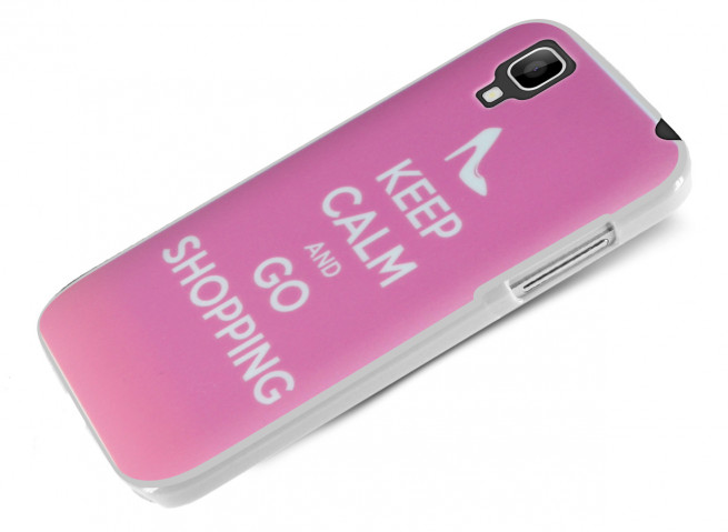 Coque Wiko Sunset Keep Calm Shopping