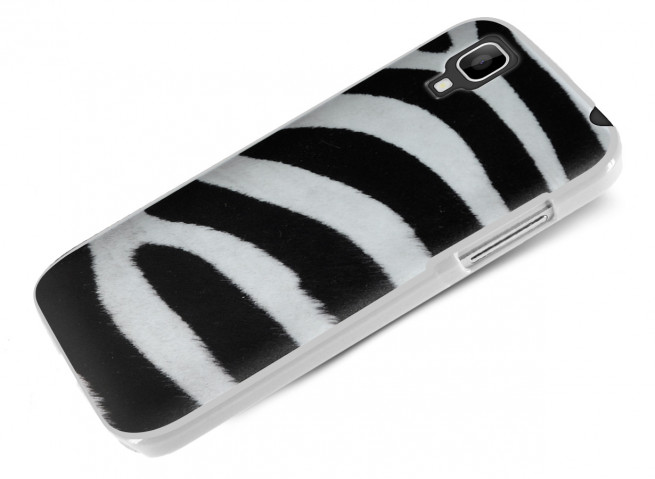 Coque Wiko Sunset Zebra