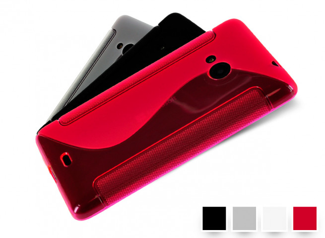 Coque Microsoft Lumia 535 Silicone Grip