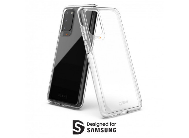 Coque Samsung Galaxy S20 GEAR4 D30 Crystal Palace (anti-choc)