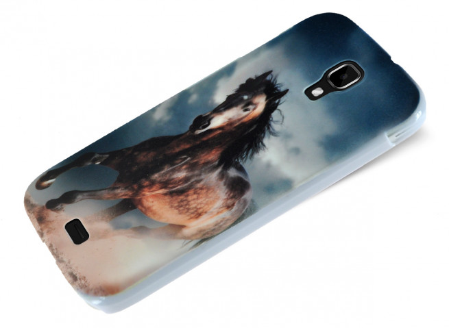 Coque Wiko Bloom Horse