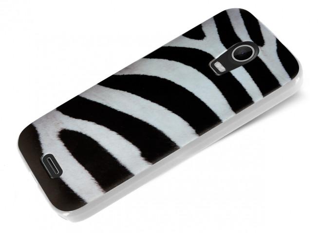 Coque Wiko Darkmoon Zebra