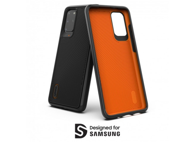 Coque Samsung Galaxy S20 Ultra GEAR4 D30 Battersea-Noir