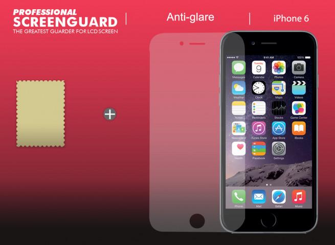Film Protecteur iPhone 6 Anti-Reflet