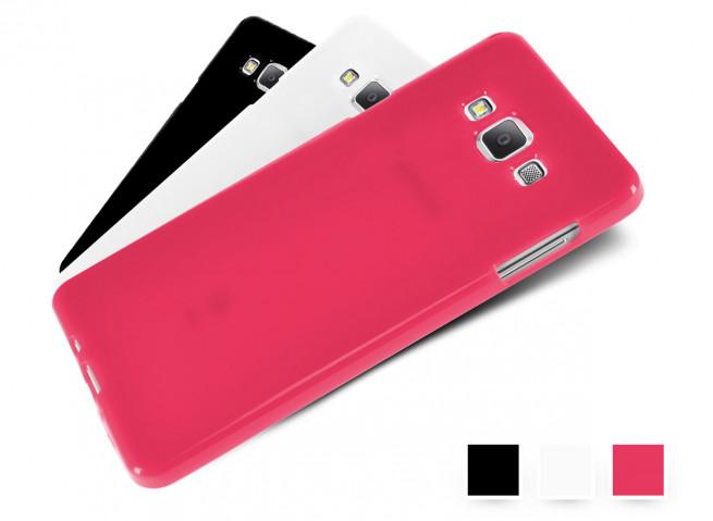 Coque Samsung Galaxy A7 2015 Color Flex