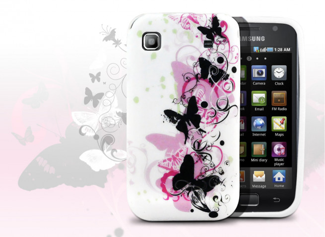 best loved really cheap best choice Coque Samsung Galaxy S Butterfly Flex | Master Case