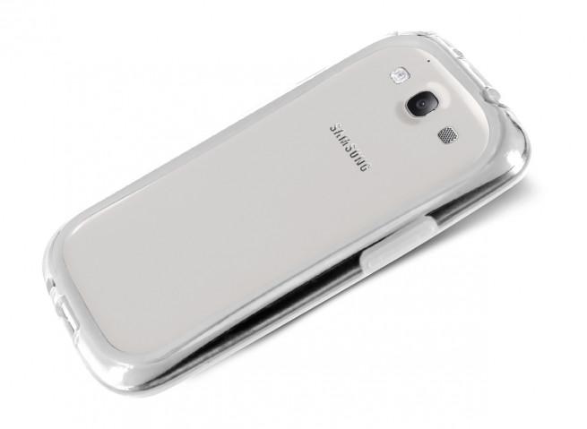 Bumper Samsung Galaxy S3 Clear Flex