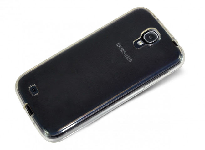 Coque Samsung Galaxy S4 Clear Flex