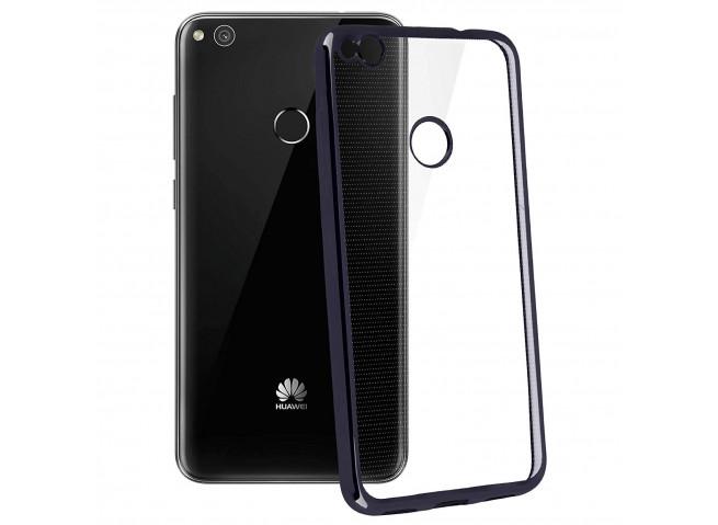 Coque Huawei P8 Lite 2017 Black Flex