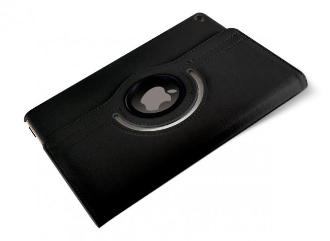Etui Tablettes Universel 10 Pouces Spin 360-Noir