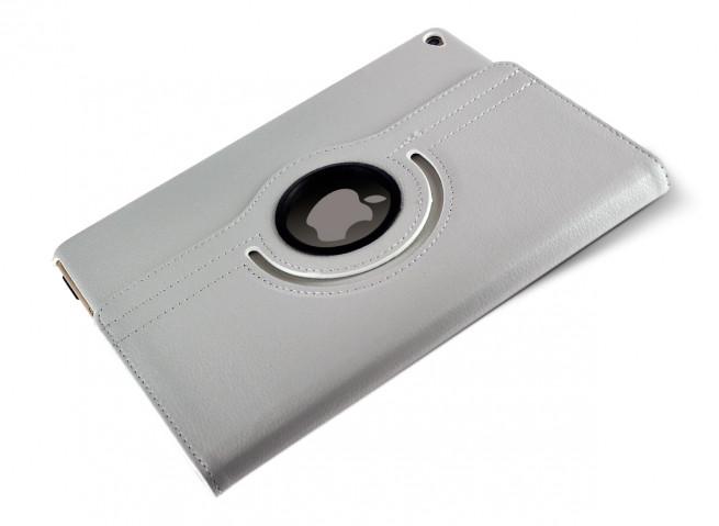 Etui Tablettes Universel 10 Pouces Spin 360-Blanc