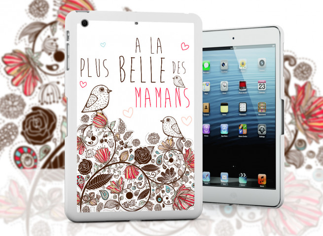 Coque iPad Mini Littel Bird