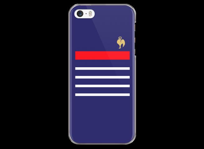 Coque iPhone 5/5s/SE Coupe du Monde France