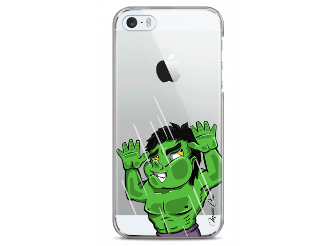 Coque iPhone 5C Hulk Impact