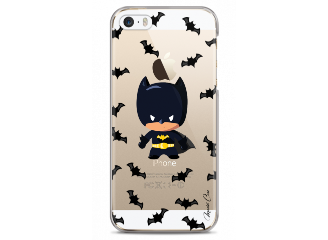 Coque iPhone 5/5s/SE Mini Batman cartoon design