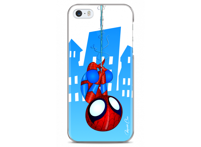 Coque iPhone 5C The amazing Spider-Man