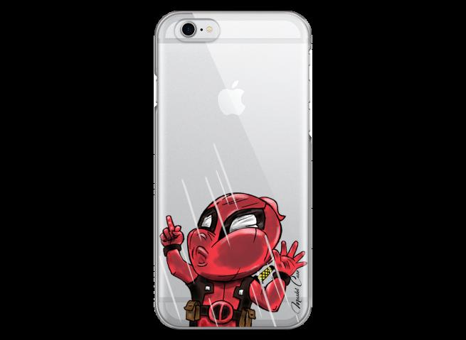 Coque iPhone 6/6S Deadpool 2 - Message