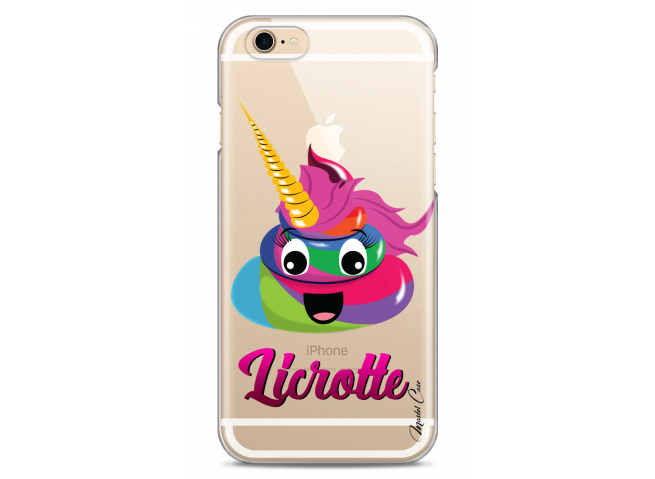 Coque iPhone 6Plus/6SPlus Licrotte