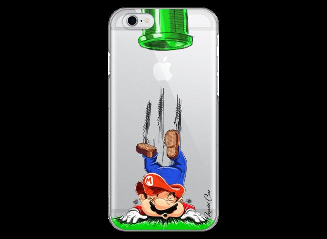 Coque iPhone 6/6S Mario game over