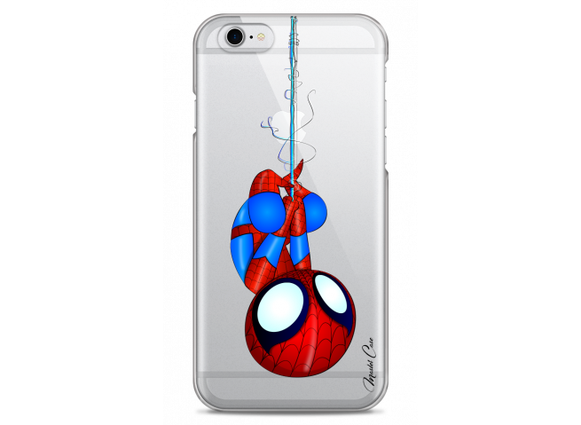 Coque iPhone 6Plus/6SPlus Spider-Man super héros