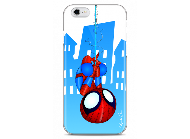 Coque iPhone 6/6S The amazing Spider-Man