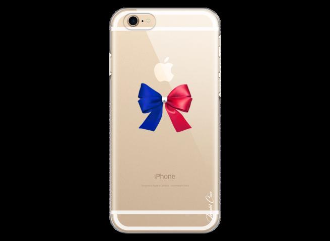Coque iPhone 6Plus/6SPlus Coupe du monde - fashion design