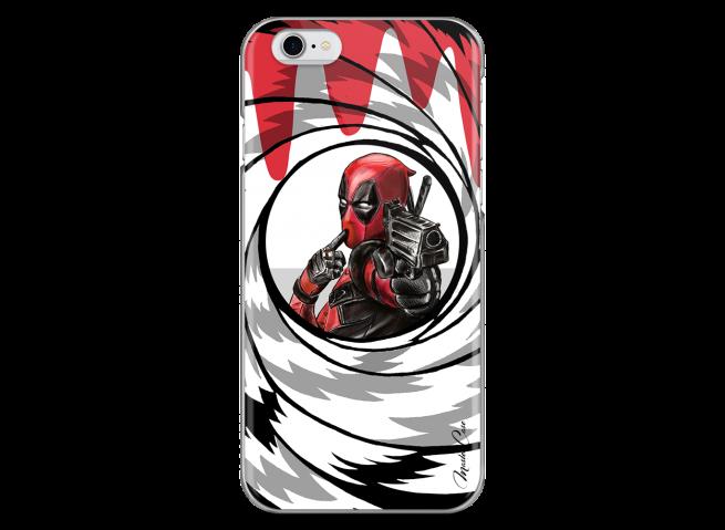 Coque iPhone 6Plus/6SPlus Deadpool 2 Bang Bond