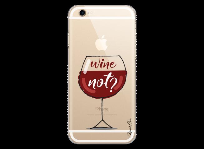 Coque iPhone 6/6S Wine not?