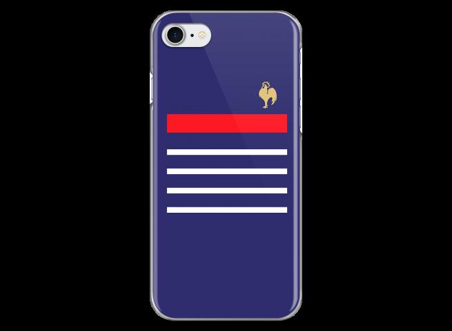 Coque iPhone 7/8 Coupe du Monde France