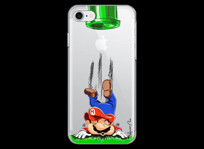 Coque iPhone 7/8 Mario game over