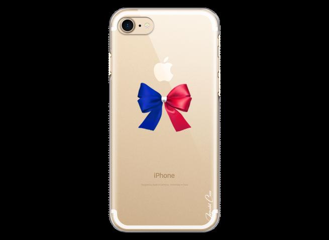 Coque iPhone 7Plus/8Plus Coupe du monde - fashion design