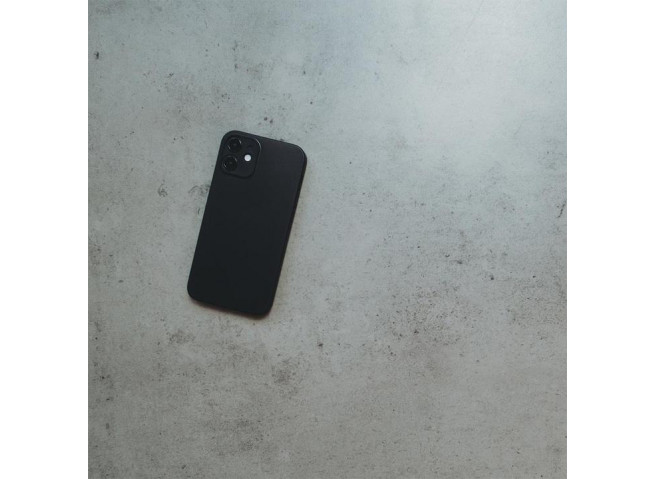 Coque iPhone 12 Ultra Thin 0.35mm-Black