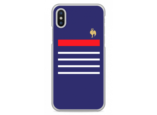 Coque iPhone X Coupe du Monde France