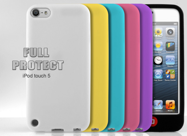 Coque iPod Touch 5 Full Protect