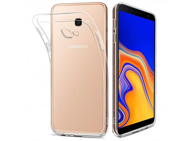 Coque Samsung Galaxy J4 Plus Clear Hybrid