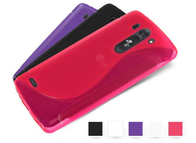 Coque LG G3S Grip Flex