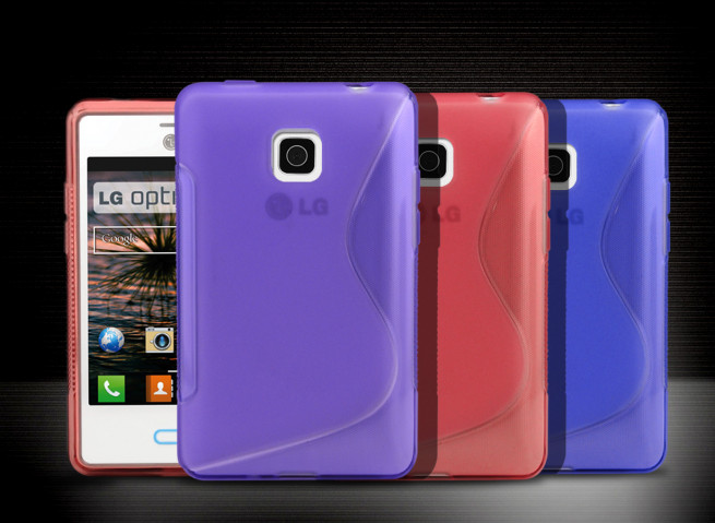 Coque LG Optimus L3-2 - Grip Flex
