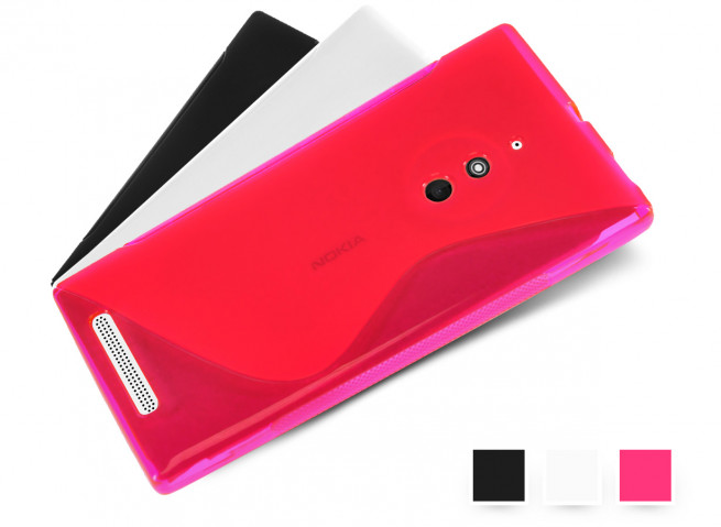 Coque Nokia Lumia 830 Silicone Grip
